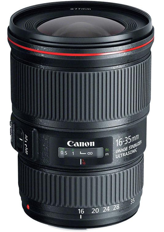Canon 16-35mm f4