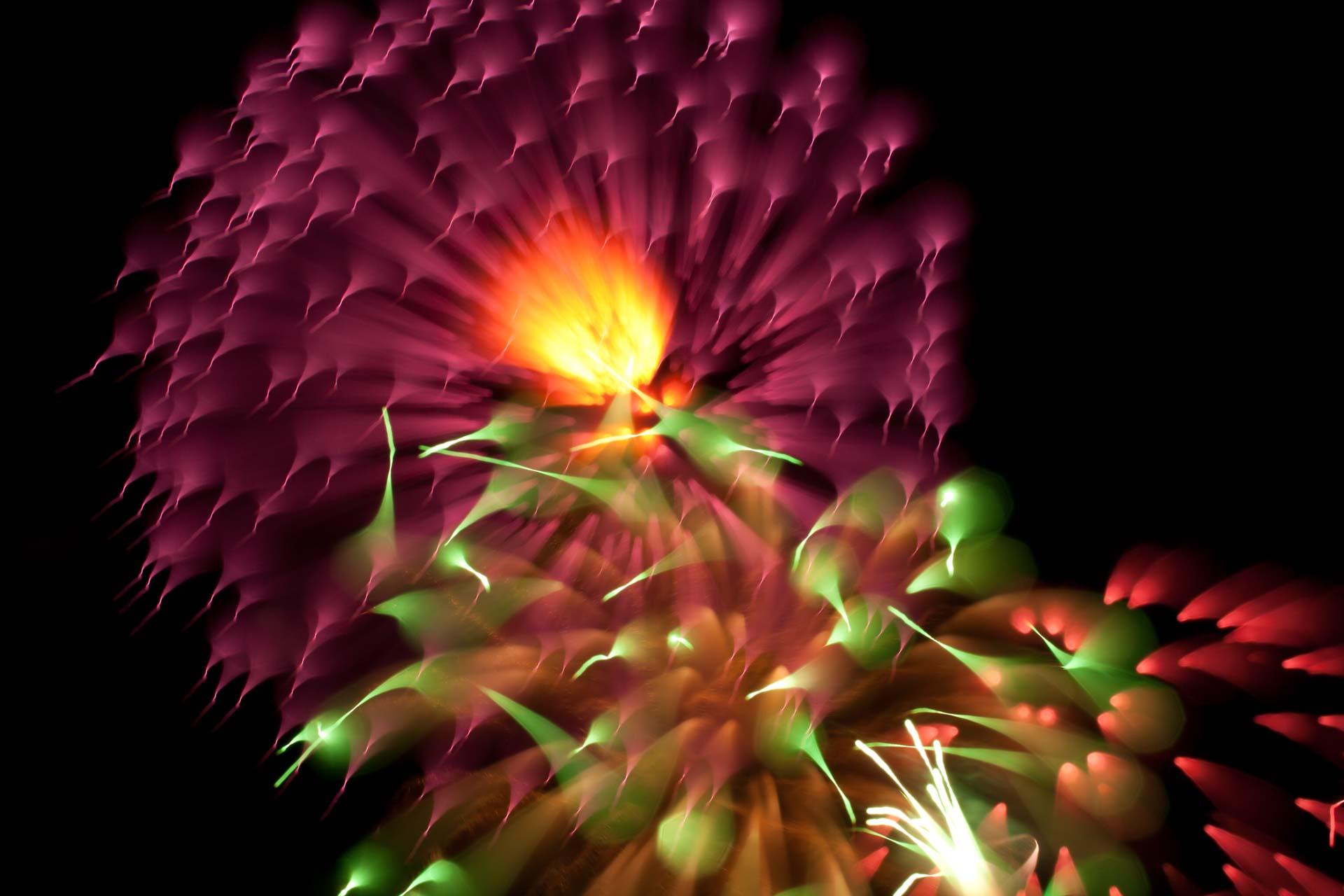 Fireworks - July 4 2016