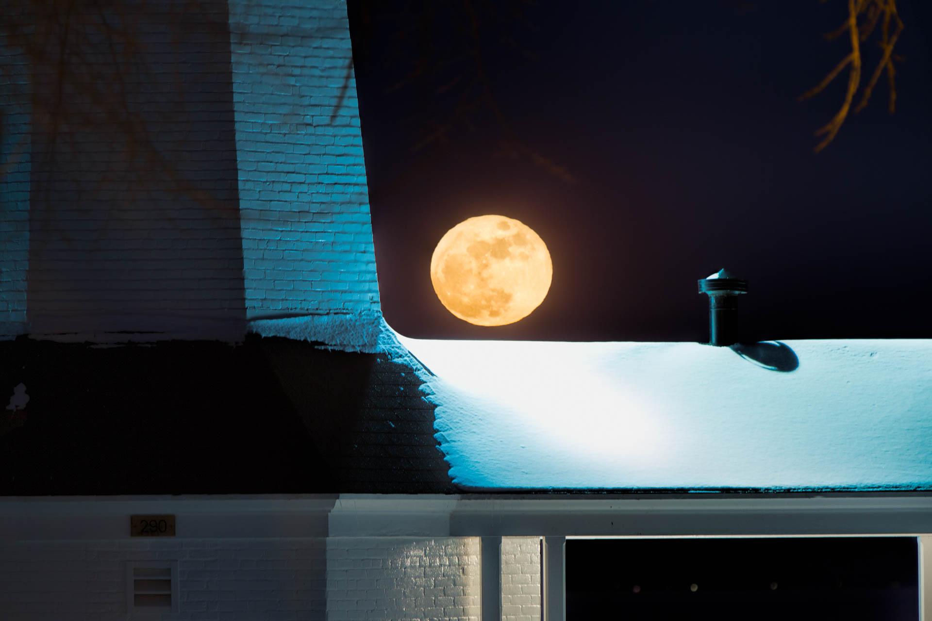 First Full Moon of Winter II